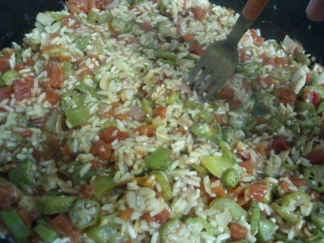 The Recipe: Savannah Okra Purloo (Pilau?)
