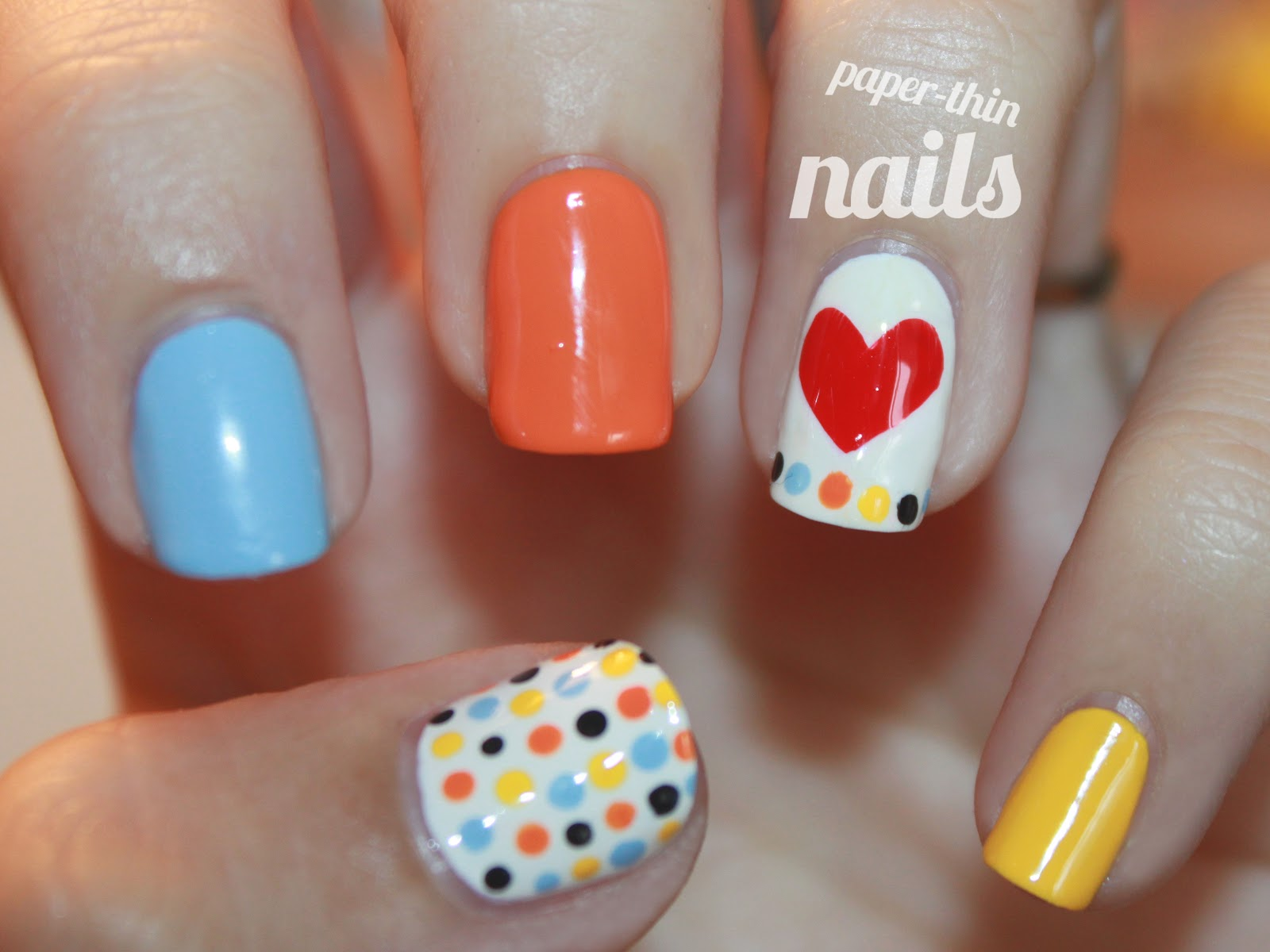 help paper thin nails The best enhancement for thin nails that split  negative comments about my nails i do believe i can have healthy and attractive nails - they just need some help .