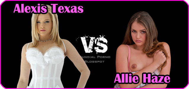 Alexis Texas Allie Haze