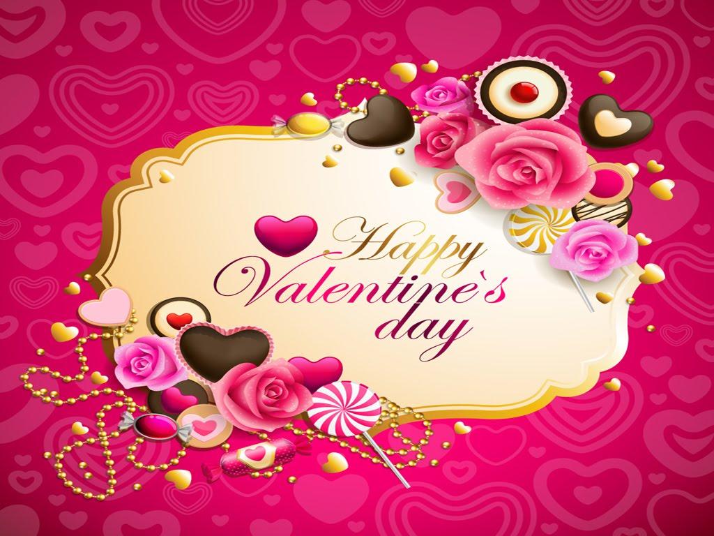 Free Download Wallpaper Hd Top Ten Happy Valentine S Day Greeting