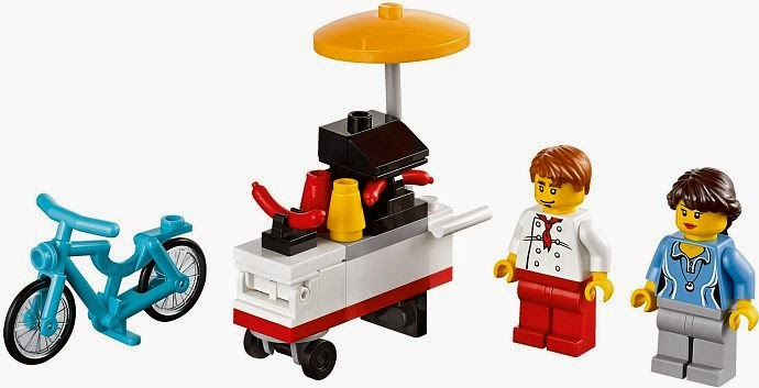 MORTIMERS GUIDE TO LEGO STORE PROMO GIFTS