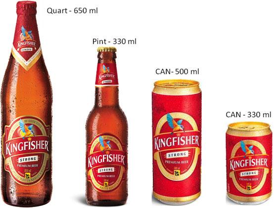 Strong Beer Brands Beer Brand in India