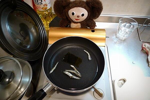 きつね丼の作り方(1)