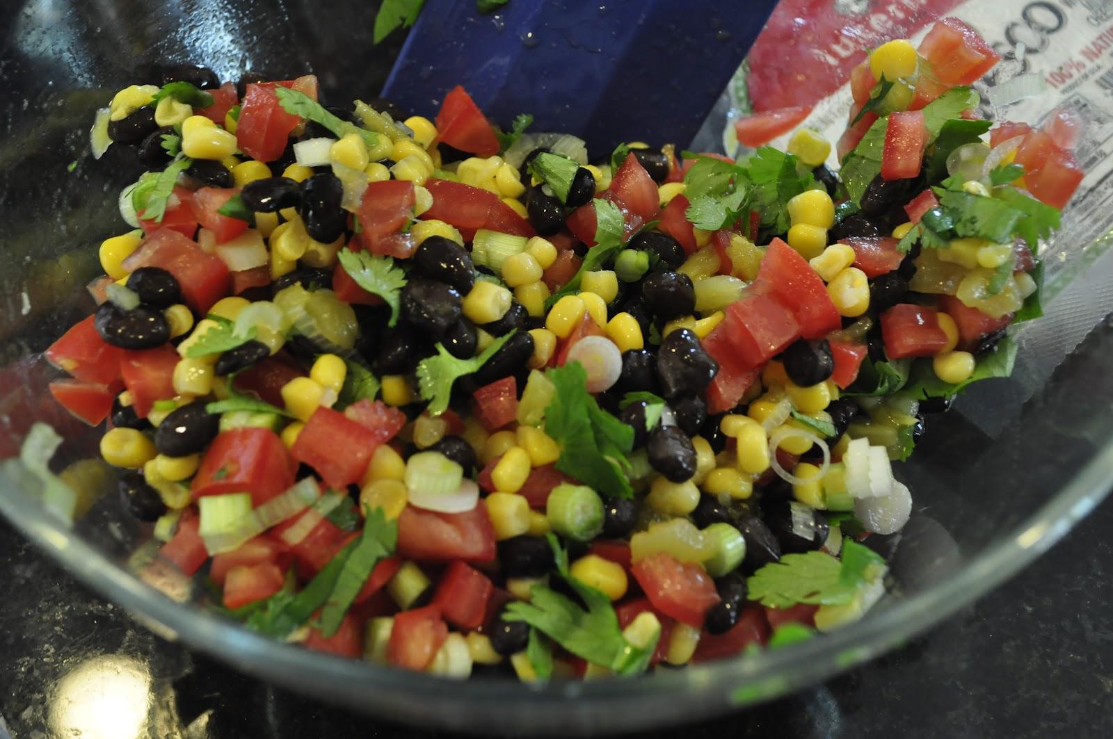 Southwestern Orzo Salad - Create Amazing Meals