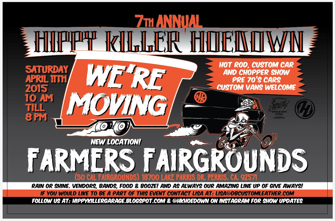 HIPPY KILLER  HOEDOWN