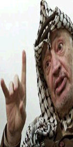 DSINFORMATION: YASSER ARAFAT TAIT UN SIONISTE ?!