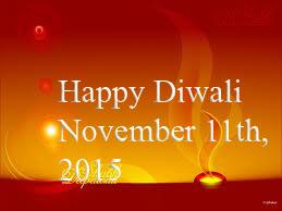 Diwali date 2015