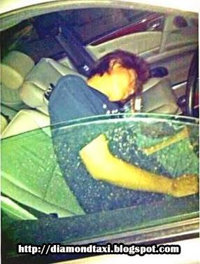 Foto Roger Danuarta Ditemukan Overdosis Di Mobil