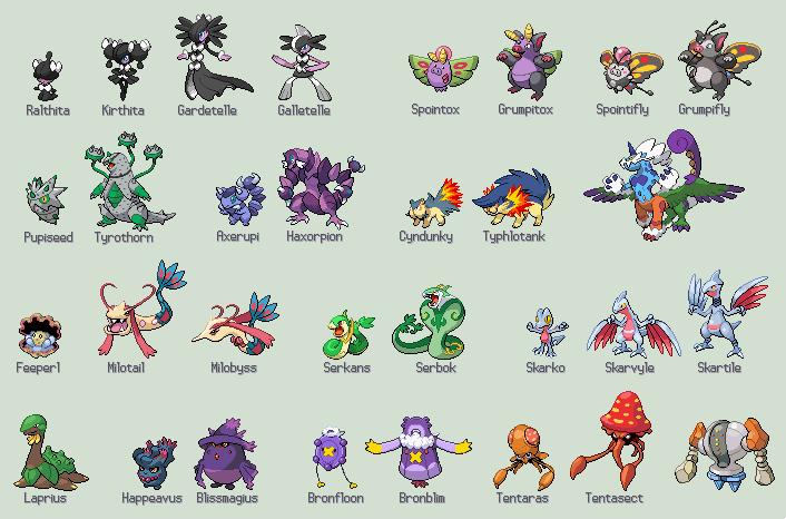 Mega Pokemon Best Flash Games