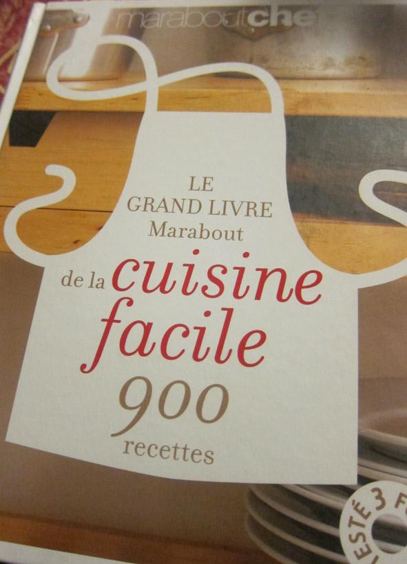 Pa amb oli i xocolata le gran livre marabout de la - Le grand livre marabout de la cuisine facile ...
