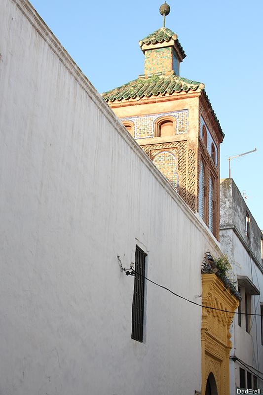 Mosquée à Rabat