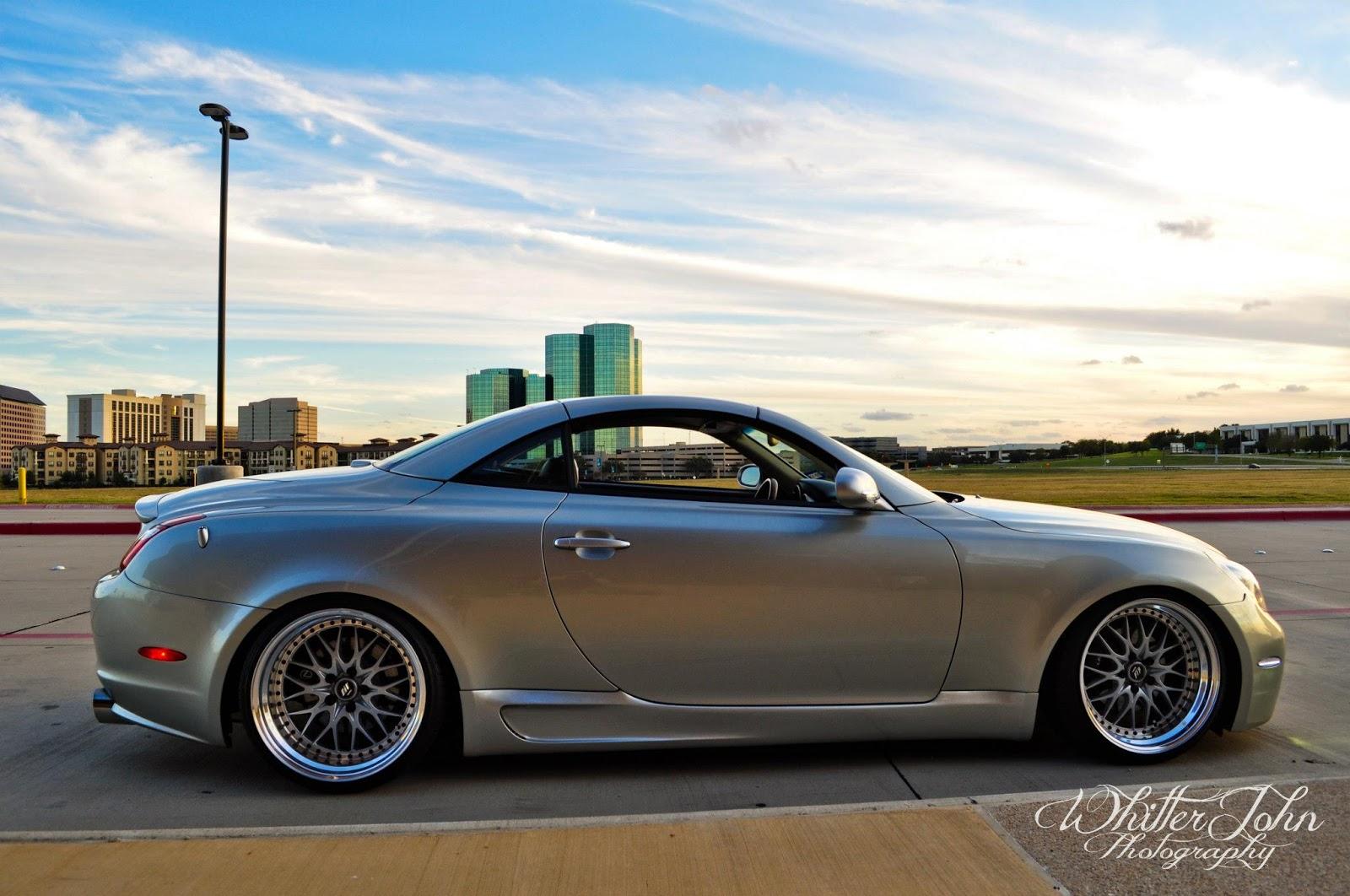 Lexus SC430, kabriolet z silnikiem V8, oryginalne samochody, ciekawy design aut, mało znane sportowe samochody, japońska motoryzacja, fajne, zdjęcia