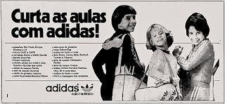 anuncio moda anos 70; oswaldo hernandez;