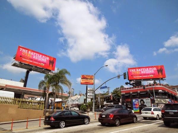 Halt and Catch Fire series premiere billboards