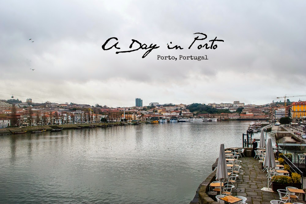 Spending A day in Porto