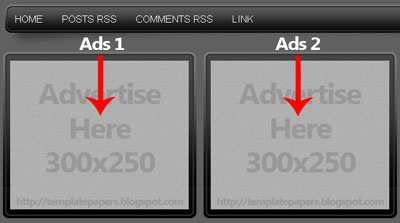 How to Setting ads banners