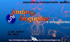 5º.Jantar Anual de Bloggers