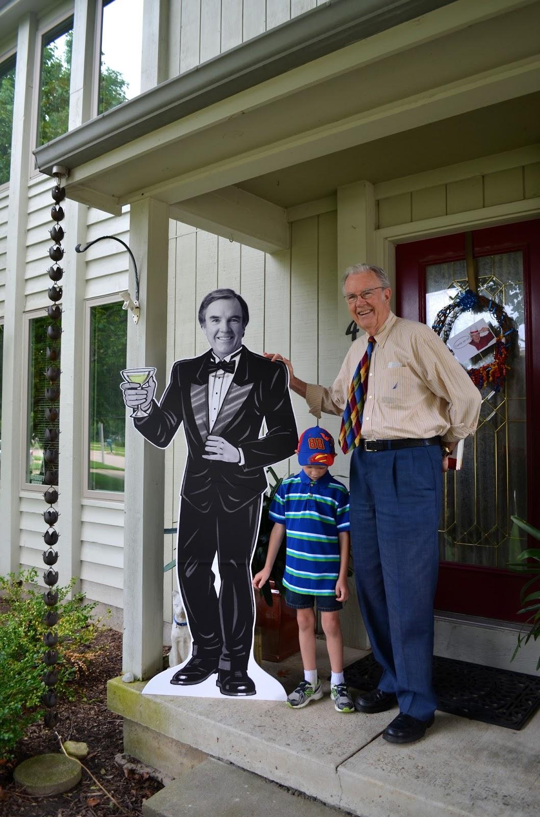 Grandpa's 80th