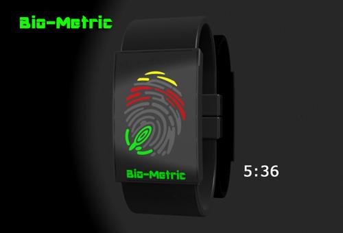 Resultado de imagen para fingerprint matrix