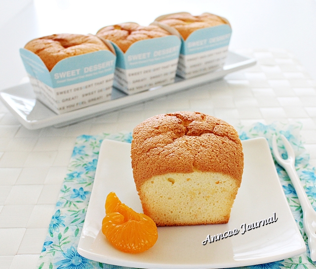 Orange muffins without butter anncoo journal come for for Cake recipe without butter