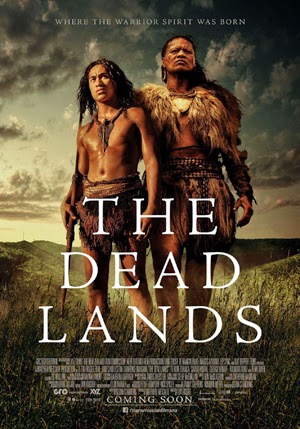 The Dead Lands 2015 poster