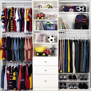 Closets infantiles modernos ideas para decorar dise ar for Closet pequenos para ninos