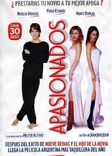 Ver Película Apasionados Online Gratis (2002)