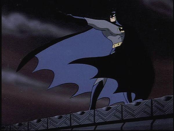 Мультфильм Бэтмен 1992 Торрент