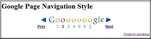 Koleksi-Navigation-page-blogger