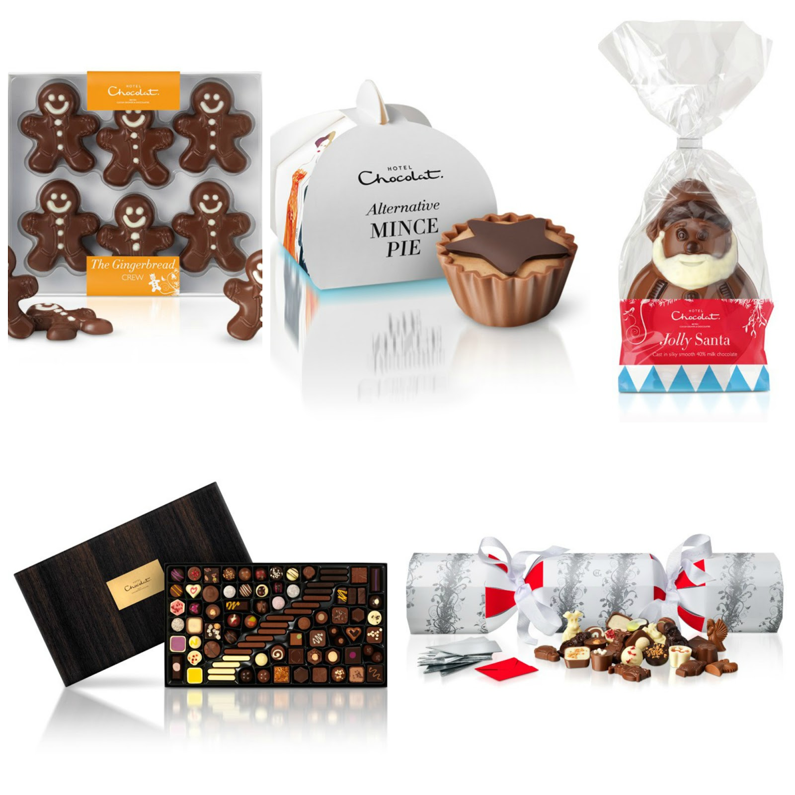 Mummy 39 S Space Hotel Chocolat Classic Christmas Selection