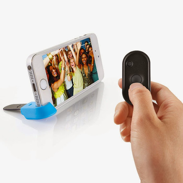Smart Wireless Selfie Remote Shutters (15) 10
