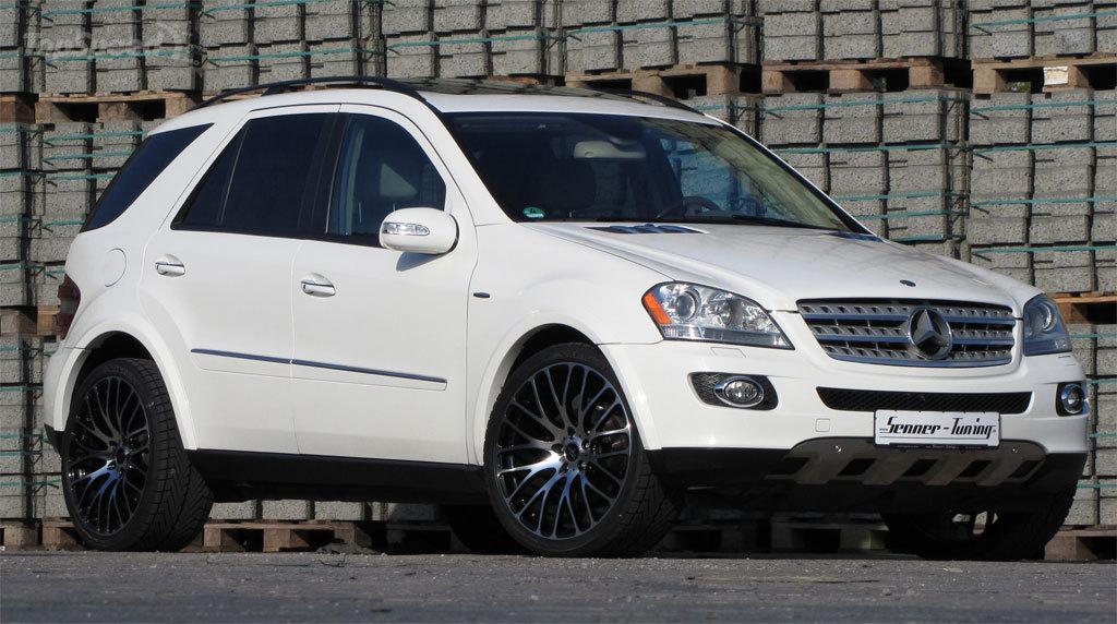 Mercedes benz ml500 senner tuning w164 benztuning for Ml500 mercedes benz