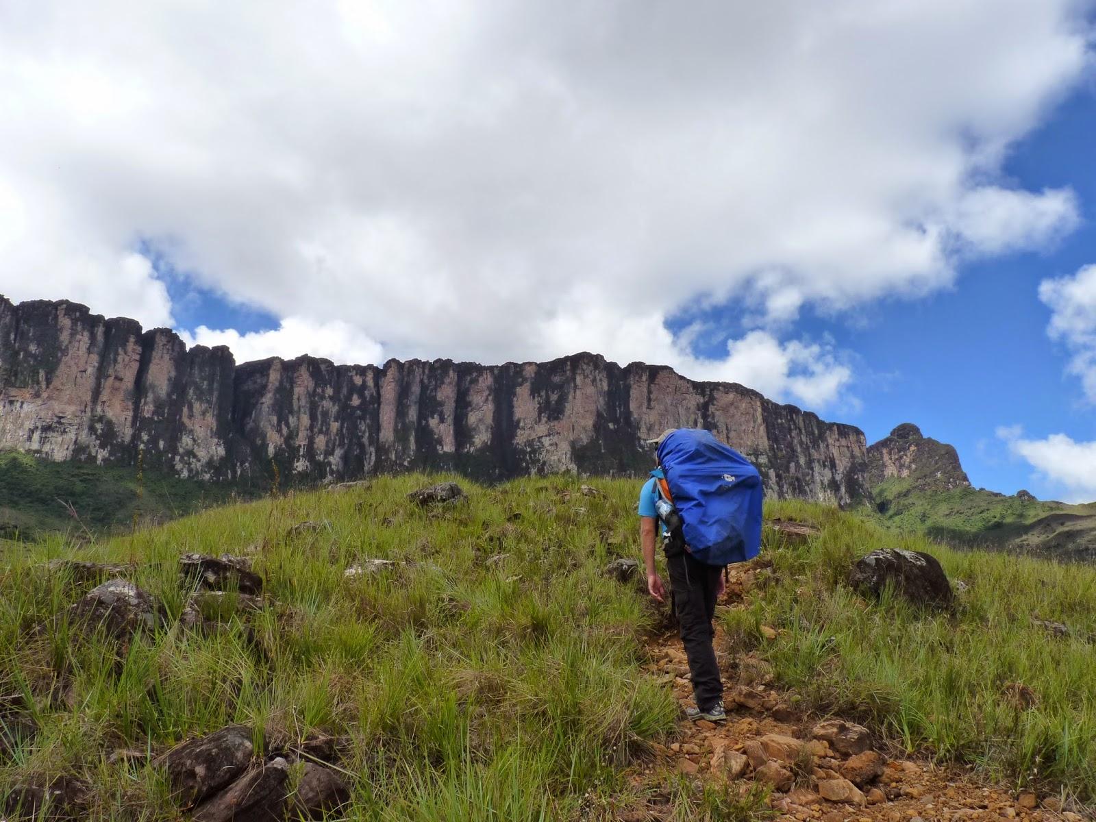 Caminhada Monte Roraima Venezuela