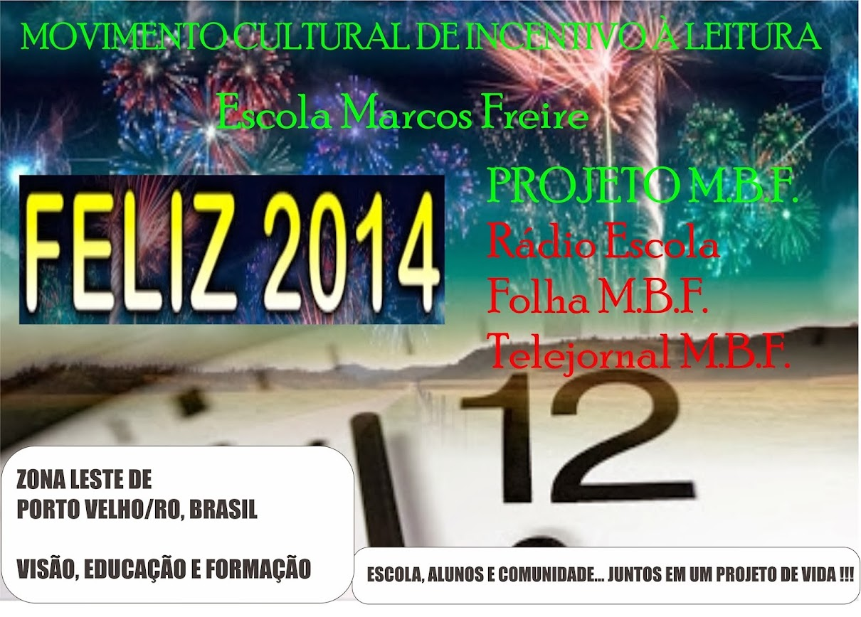 ESCOLA MARCOS FREIRE - MBF