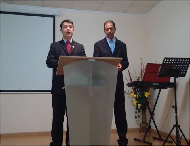 Pregação Pr Alexandre - Cambrils