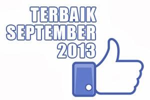 Terbaik Bulan September 2013