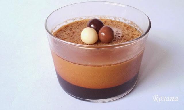 flan de cafe en vasito
