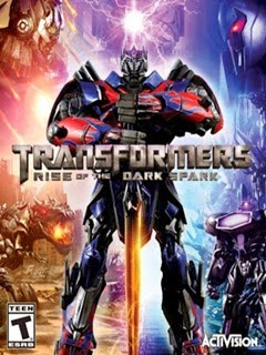 Transformers: Rise of the Dark Spark PC Box