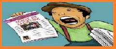 Jornais, noticias, televisão