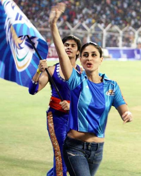 to shake her booty in IPL