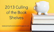 May Culling of the Book Shelves