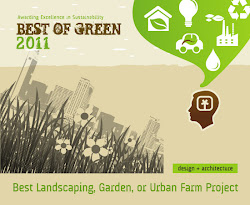 2011 Best of Green Winner!