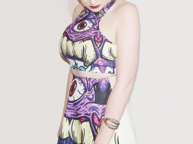 Sammi Jackson - Andrati Monster Two Piece