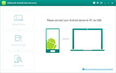 4Videosoft Android Data Recovery V1.0.6 Multilingual