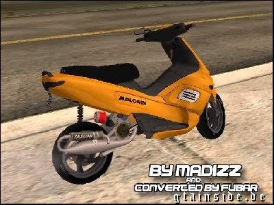 Kumpulan Mod Motor Keren GTA SA ~ DreameRanger™