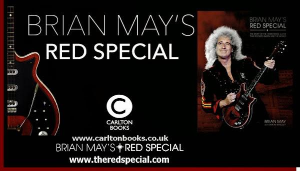 Brian May's Red Special, nueva publicación sobre este legendario instrumento