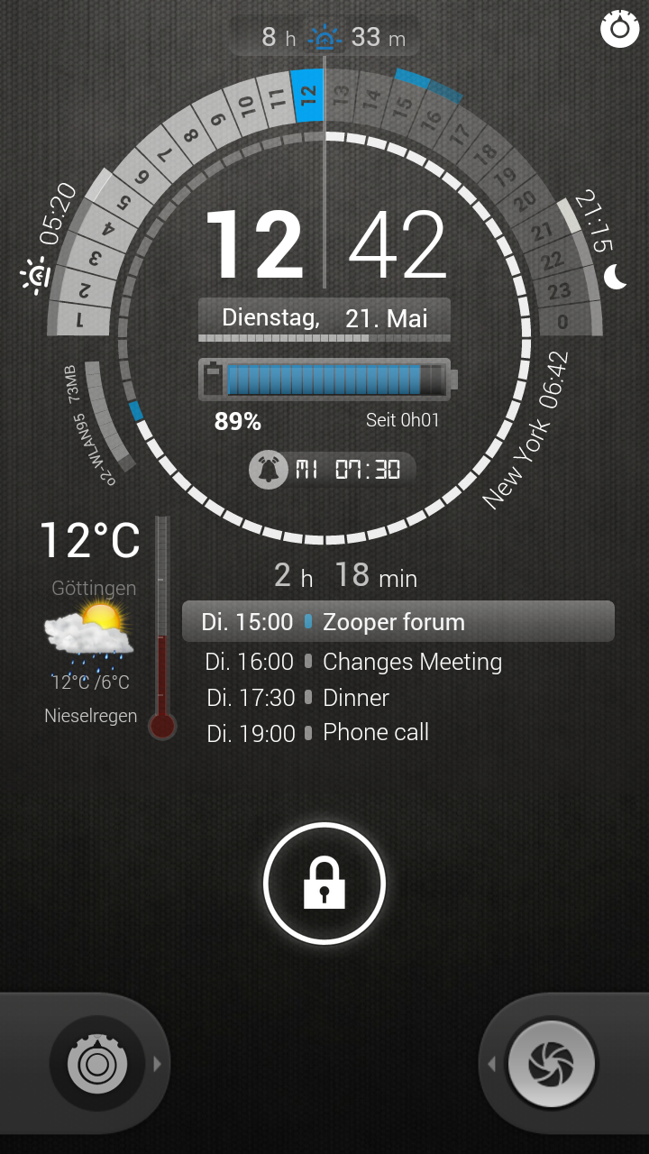 smart clock zooper widget apk crack