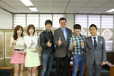 T-ara Kore Turizm �rg�t� Taraf�ndan �d�le Lay�k G�r�ld� /// 30.03.2013