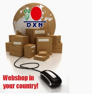 DXN webshop