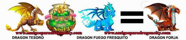 como obtener el dragon forja en dragon city formula 2